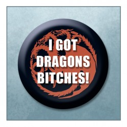 copy of Badge Game Of Thrones