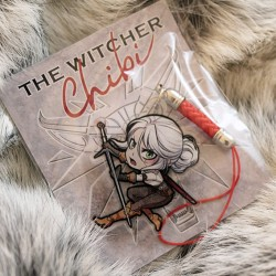Porte-clés The Witcher CIRI