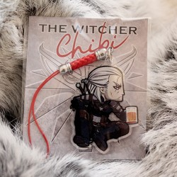 Porte-clés The Witcher GERALT