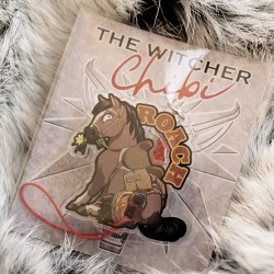 Porte-clés The Witcher ABLETTE